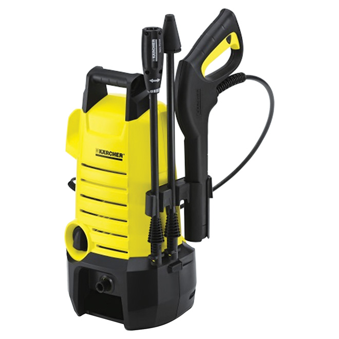 Electric Pressure Washer - 1,500 PSI