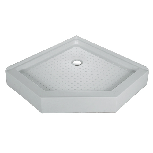 """Neoangle"" Shower Base"