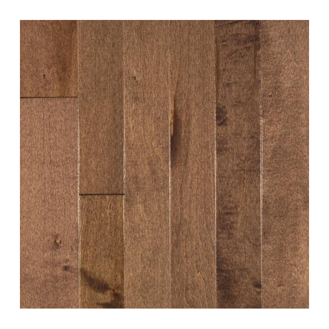 Maple Hardwood Flooring - Sepia