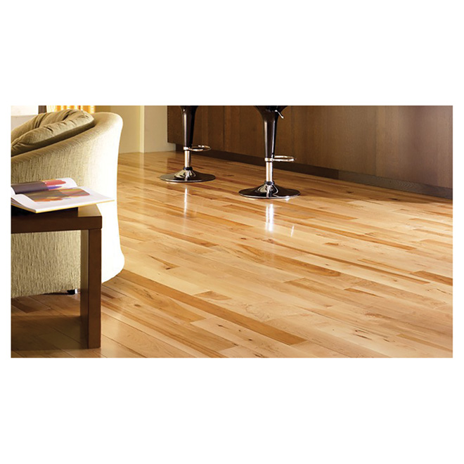 Birch Hardwood Flooring - Natural