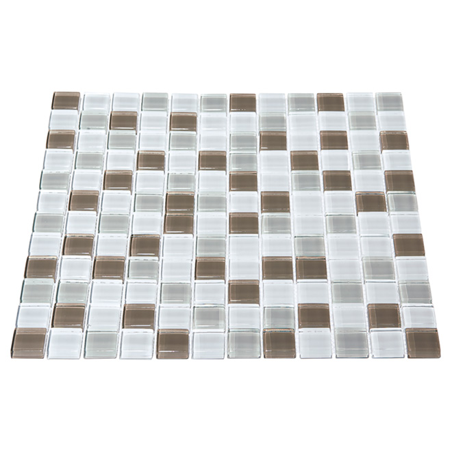Bathroom Tiles Rona : Glass mosaic wall tiles rona