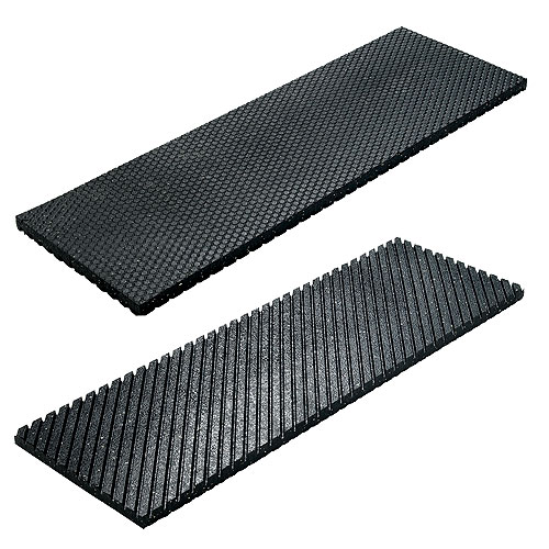 Recycled Rubber Stair Tread Rona