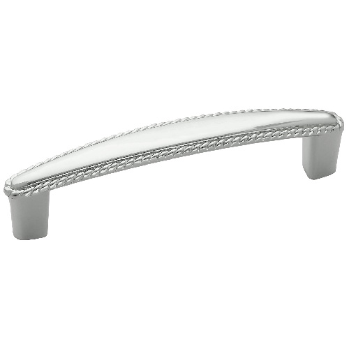 Metal Chrome Finish Pull Handle
