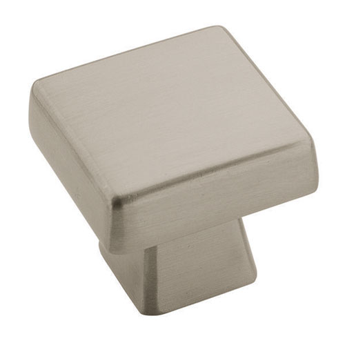 Zinc Satin Nickel Finish Knob