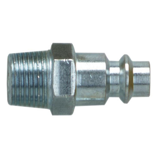 "Pack of 2 Industrial Type Connectors - 1/4"" NPT"