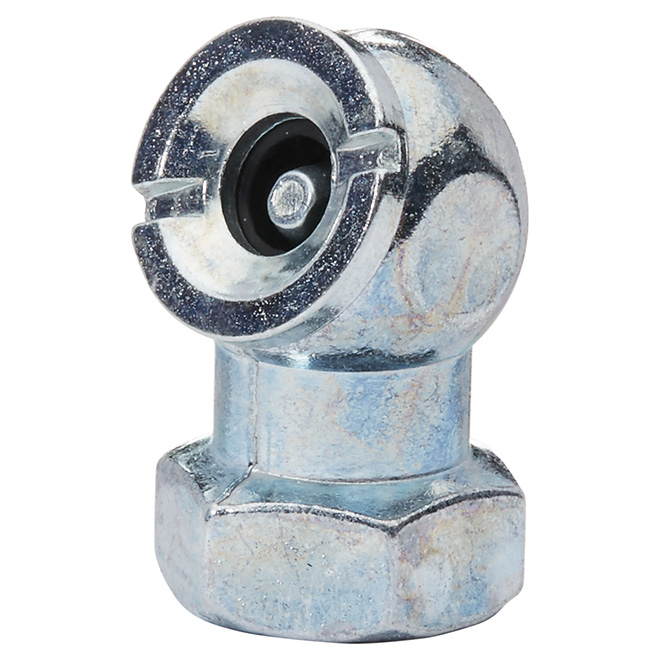 "Ball Foot Chuck - 1/4"" Female NPT"