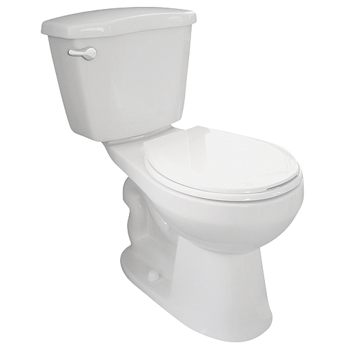 Insulated Tank Toilet
