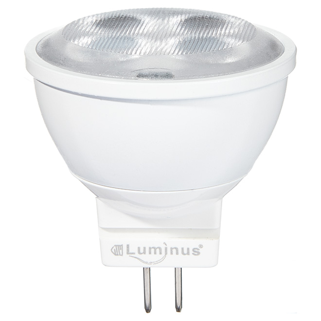 3w non dimmable led mr11 light bulb bright white