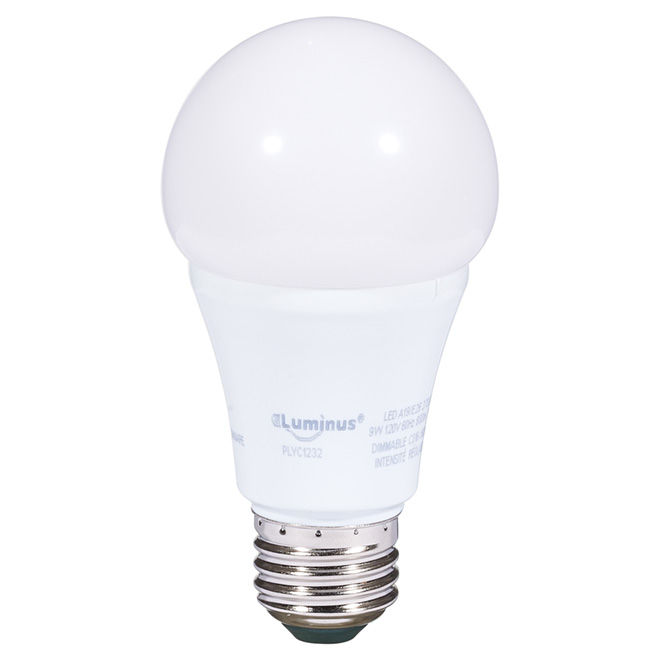 9W LED Dimmable A19 Bulb - Warm White