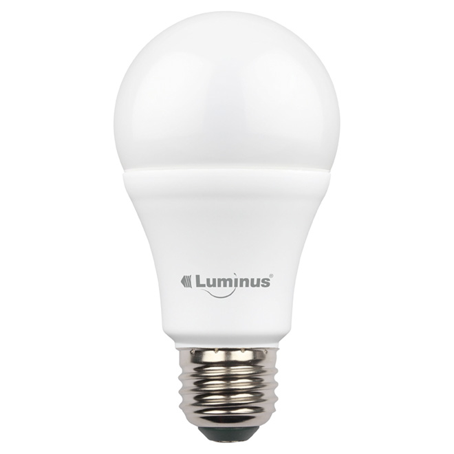 9W LED Non Dimmable A19 Bulb - Day Light