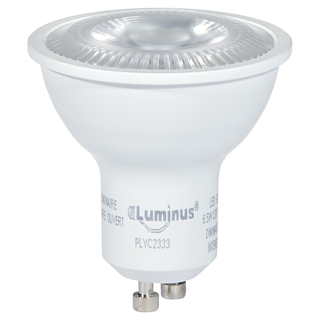 6.5W LED Dimmable GU10 Bulb - Bright White