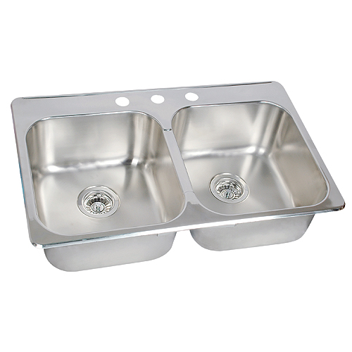 Sink - Double Kitchen Sink