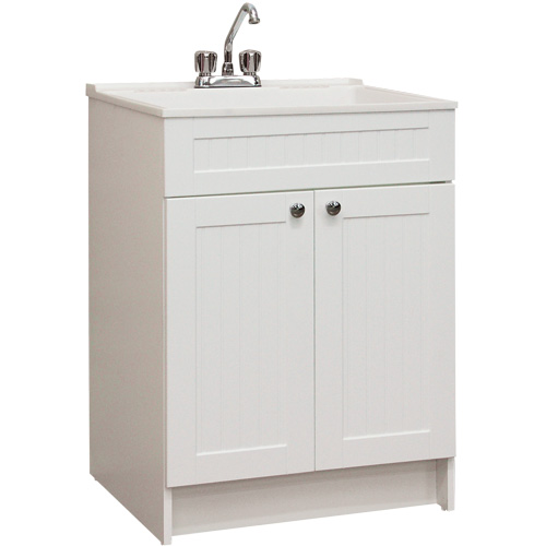 Laundry Tub Cabinet Set