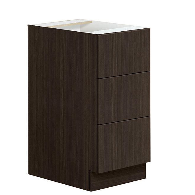 """Verismo"" 3 drawers Cabinet"
