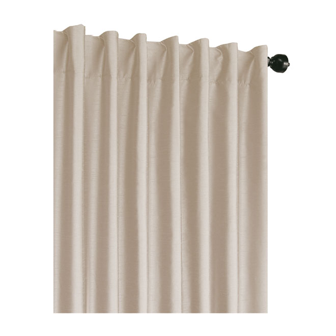 Back Tab Curtain Panel