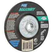 Masonry Depressed Centre Grinding Wheel - 4.5