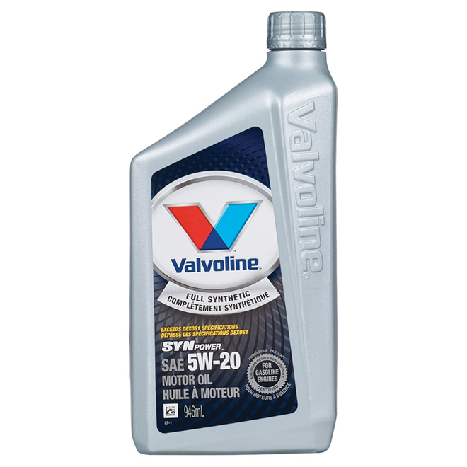 5W-20 SynPower(TM) Synthetic Motor Oil - 946 mL