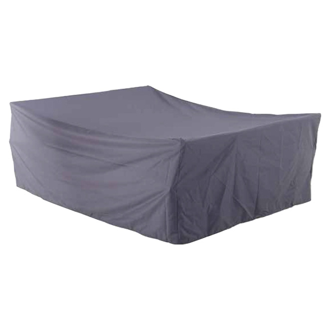 "Patio Furniture Cover - 91"" - Grey"