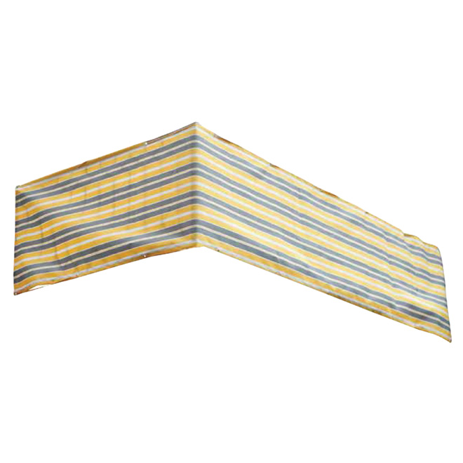 "Privacy Balcony Cover - 30"" - Yellow"
