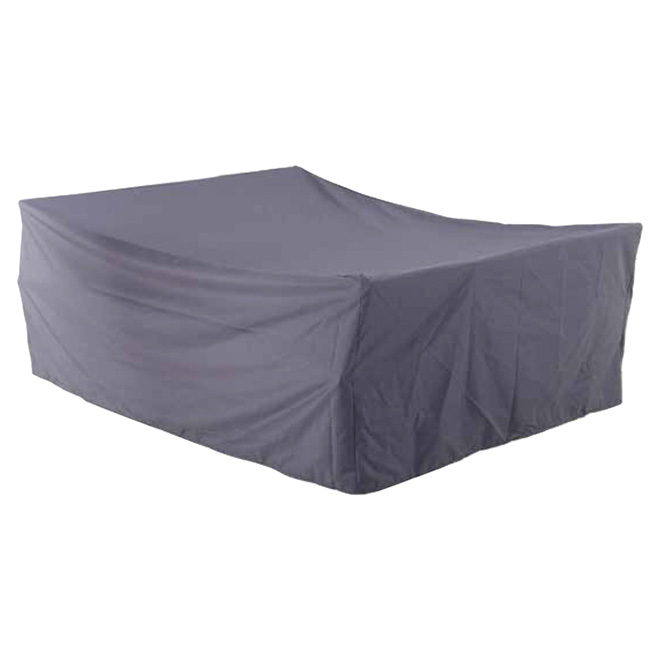 "Patio Furniture Cover - 77.5"" - Grey"