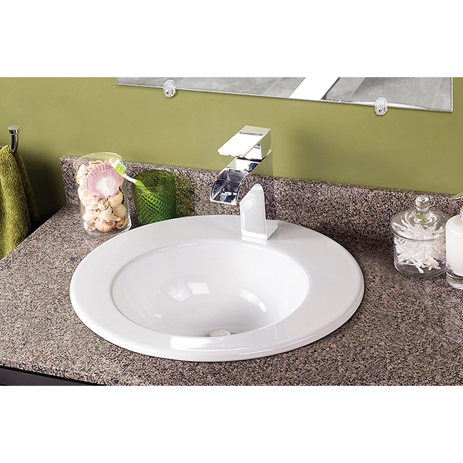 """Bauman"" Drop-in Sink"