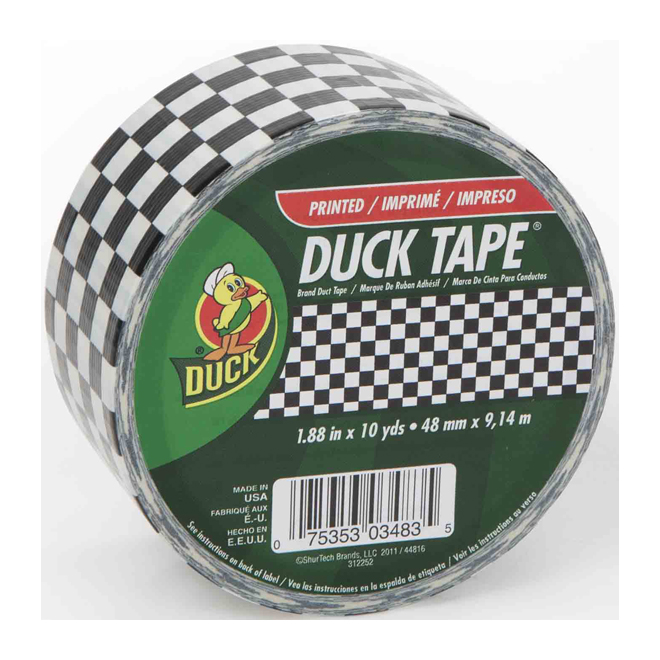 Duck Tape - Checkers