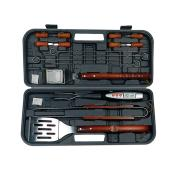 15-Piece Barbecue Tool Set