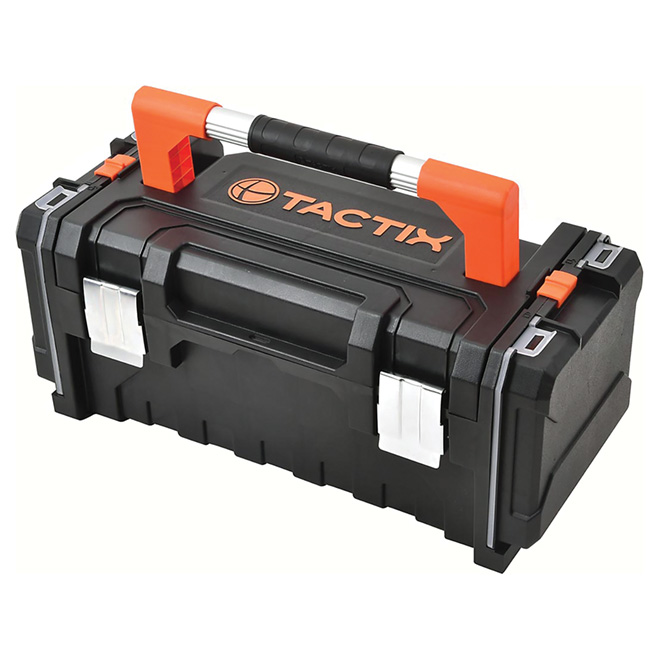 Tool Box with removable organizers - 20""