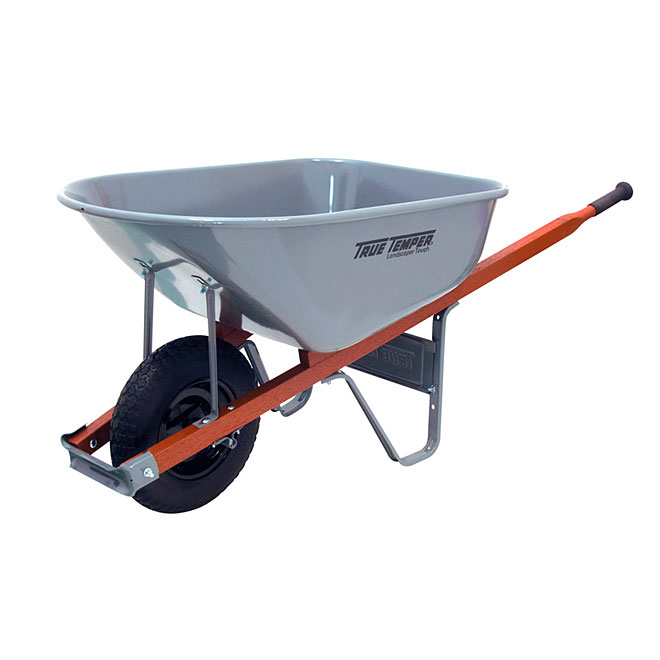 Contractor Wheelbarrow - 6 cu.ft