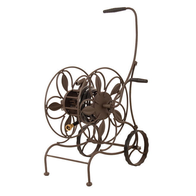 Hose Cart - Decorative Garde Hose Cart