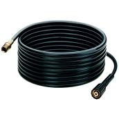 Pressure washer extension hose