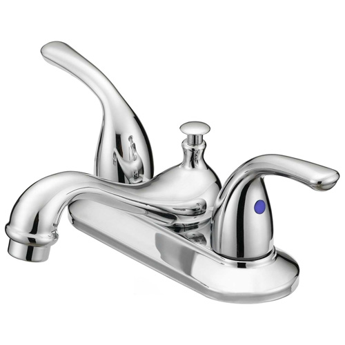 """Terra"" 2-handle bathroom faucet"