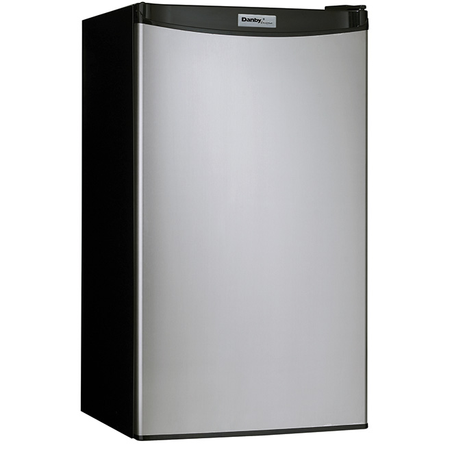 Compact Refrigerator 3 2 Cu Ft Stainless Rona