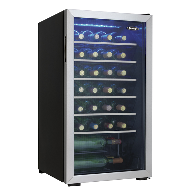 Wine Cooler - 36 Bottle