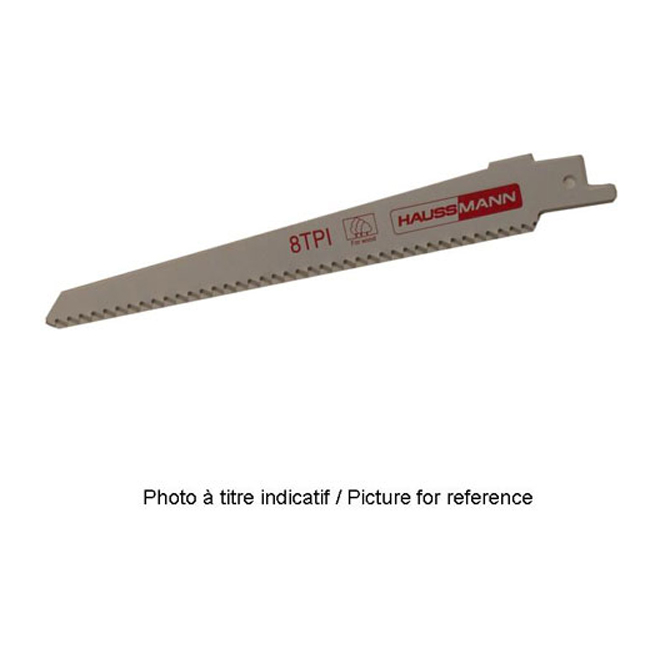 RECIPROCATING SAW BLADE