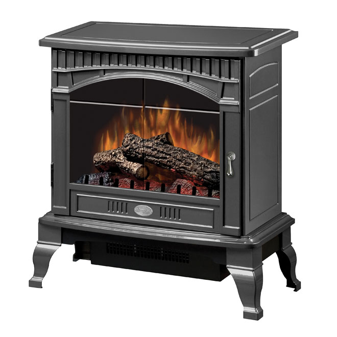 """Traditional"" Electric Fireplace"