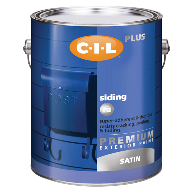 Latex Acrylic Exterior Paint