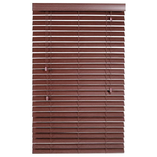 Blinds - Horizontal Faux Wood Blind