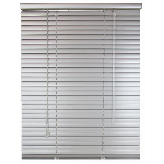 Horizontal Blind - Aluminium Slats - 37 in x 84 in