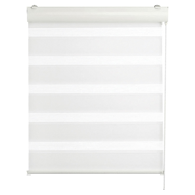 "Roll-Up Blind - 30"" x 72"" - White"