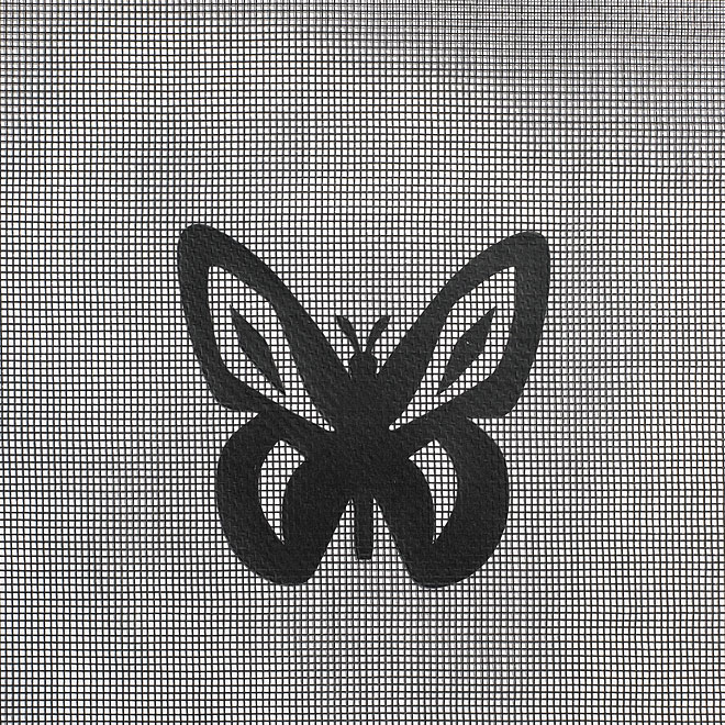"""Butterfly"" Screen decal"