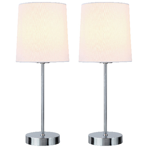 """Laura"" Table Lamp Set"