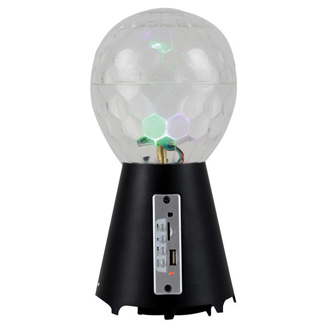LED Bluetooth(R) Lamp and Speaker