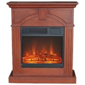 Fireplace - Electric Fireplace and Mantel