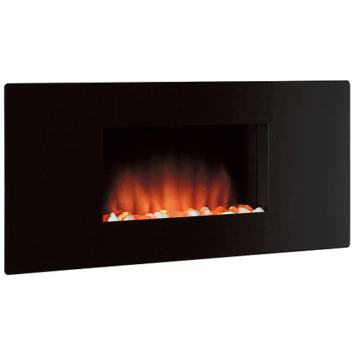 Wall-Hanging Electric Fireplace