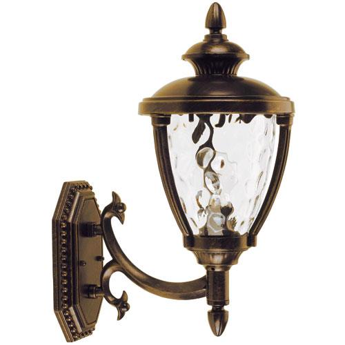 """Victorian"" Outdoor Wall Lantern"