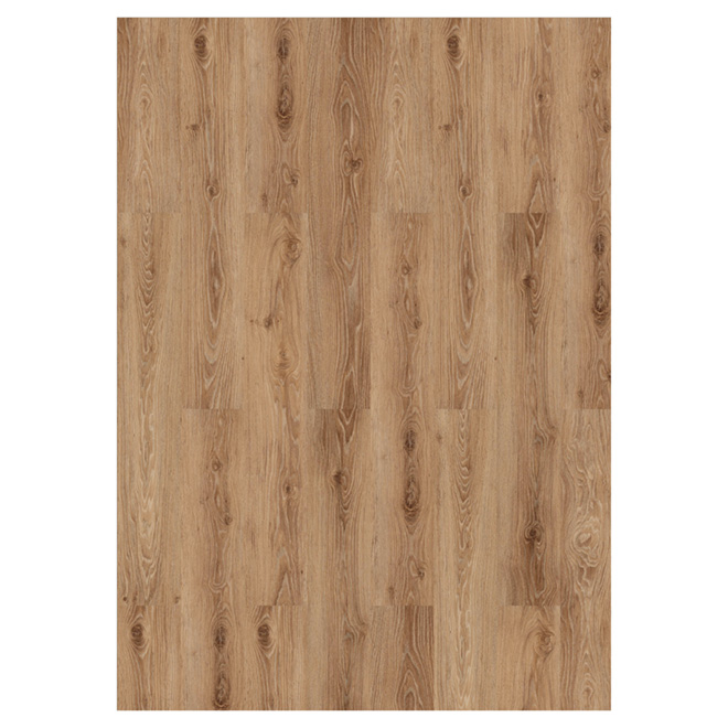 Laminate Flooring 12mm, Beige/Brown Oak