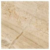 Porcelain Tiles - 12'' x 12'' - Beige - Box of 18