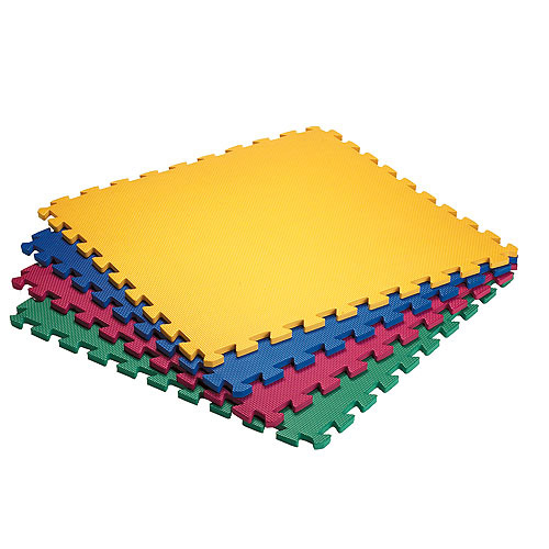 Set of 4 Foam Mats