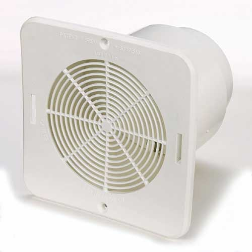 bathroom soffit exhaust vent 6 3 4 white rona